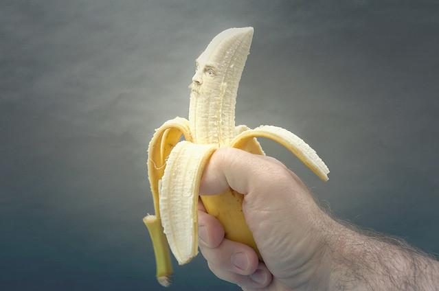 286/365 - going totally bananas