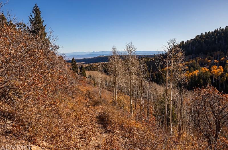 Old Roubideau Trail