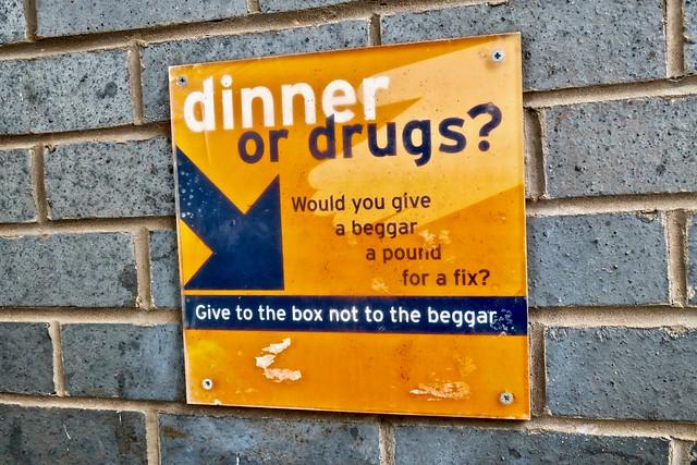 Dinner or Drugs?, Manchester, UK