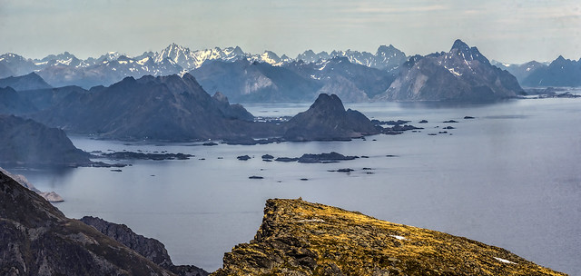 The stunning beauty of Lofoten