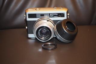 Werramatic 35mm Camera