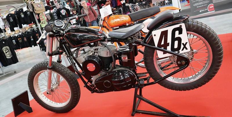 Harley Davidson  KR 750 1952/1969 configuration Dirt Track -  Automedon 2019 48892928922_61aa9d9f38_c