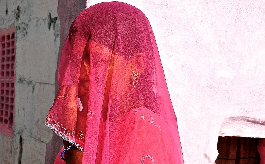 India- Rajasthan- Bishnoi village