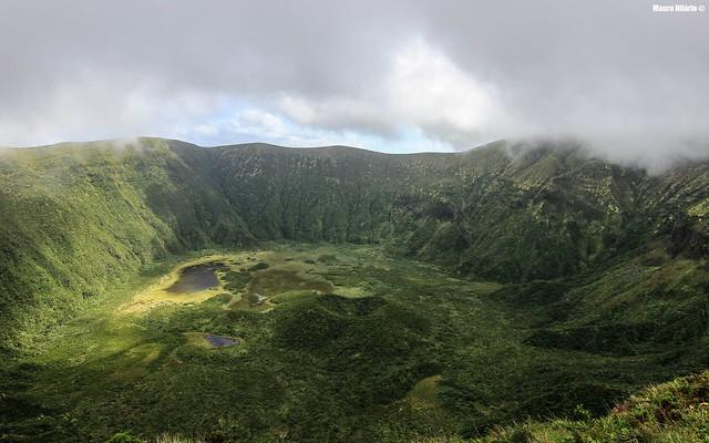 Green Volcano