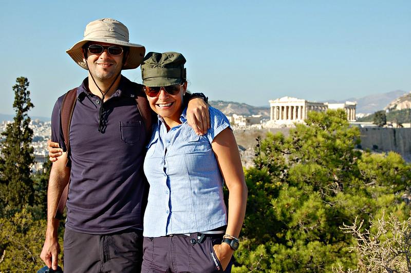 Vlogs de Atenas