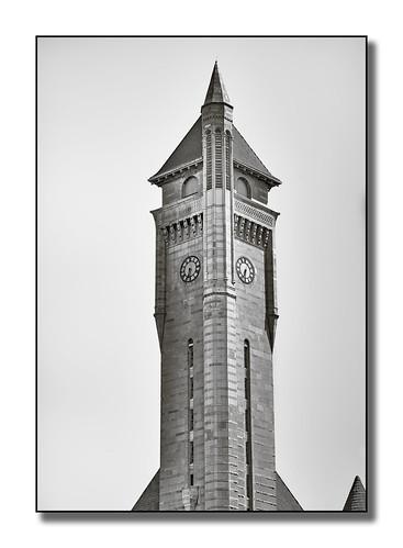 unionstation stlouisunionstation clocktower railroadstation stlouis missouri nikon d850