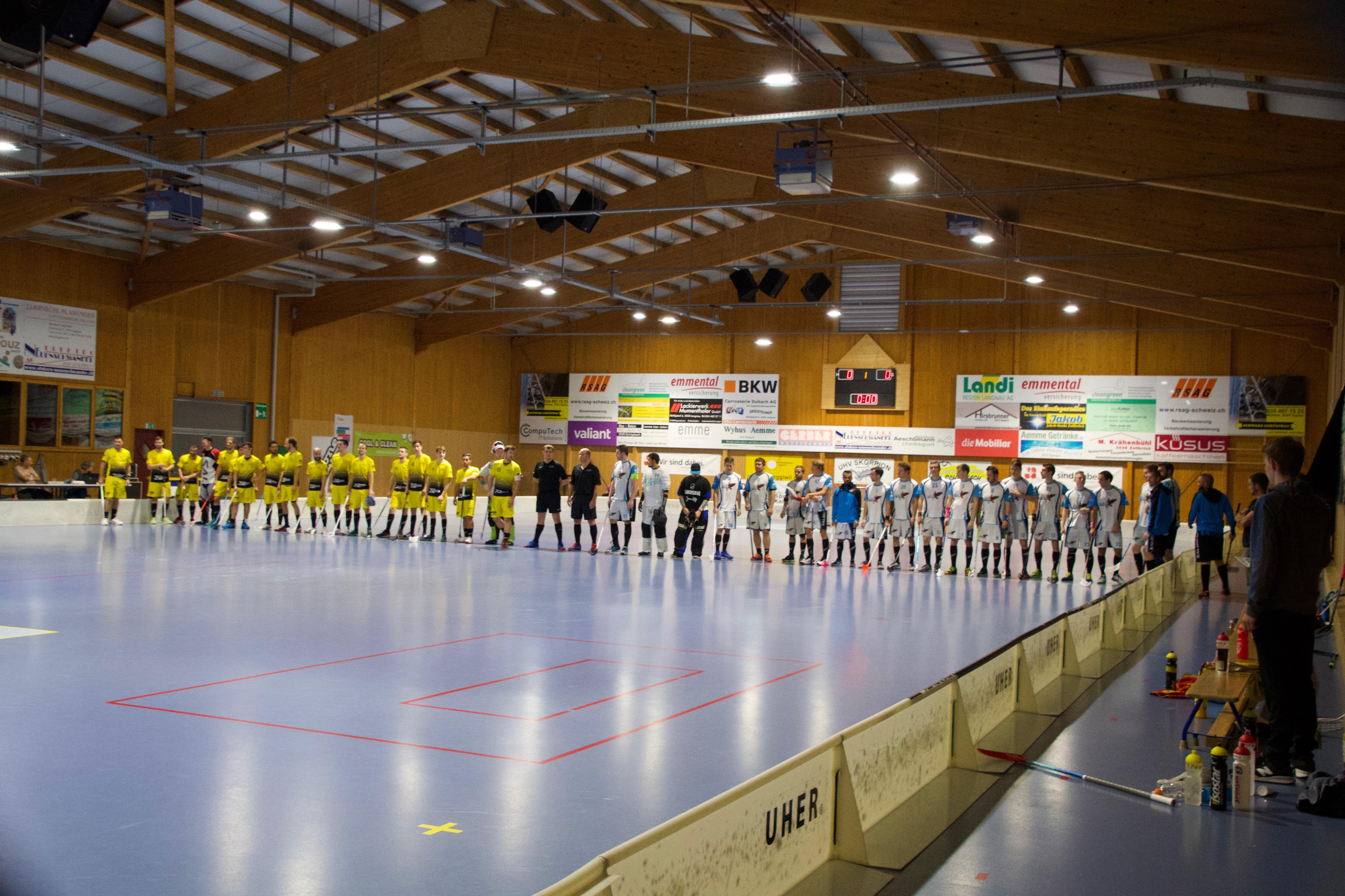 Herren ll - UH Zulgtal Eagles Saison 2019/20