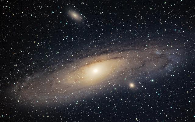 M 31 Andromeda Galaxy