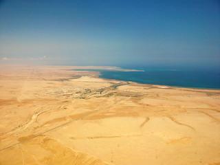 Eternal view of the Mediterranean coast