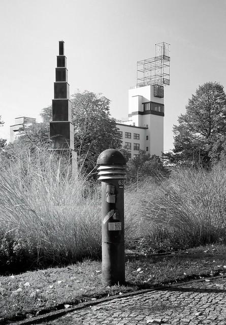 Berlin-Westend, Theodor-Heuss-Platz, 2019