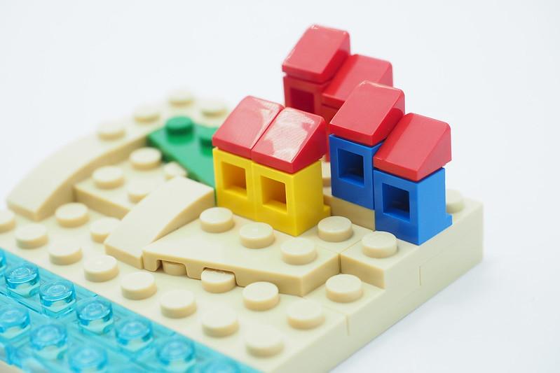 LEGO Bricktober 2019 Summer