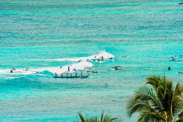 Waikiki Water Sports - Waikiki Beach - Honolulu, Oahu, Hawaii