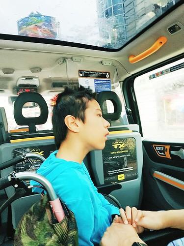 電動計程車 LEVC TX