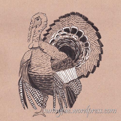 10 Turkey pattern