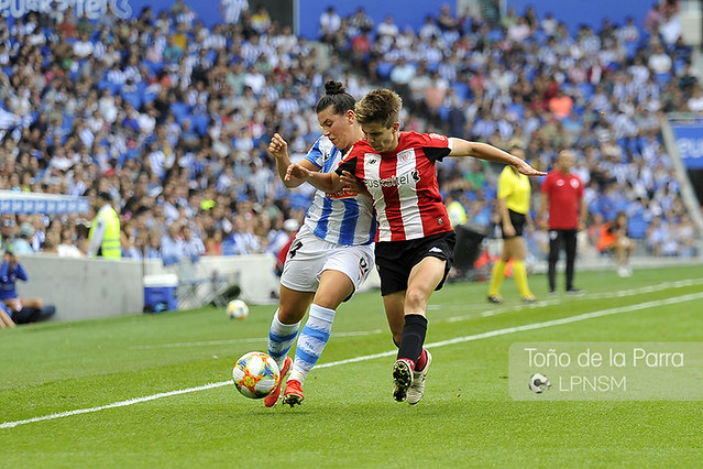 REAL SOCIEDAD Vs ATHLETIC BILBAO (13/10/19)