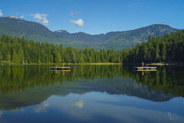A Summer's Morning in Whistler