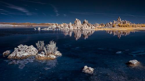 The Tufas of Mono Lake