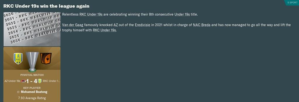 2037 u-19 league