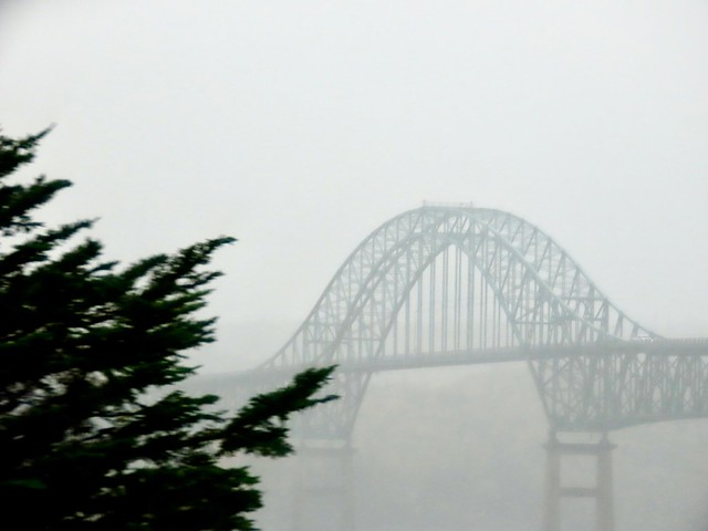 Foggy Bridge, Cape Breton