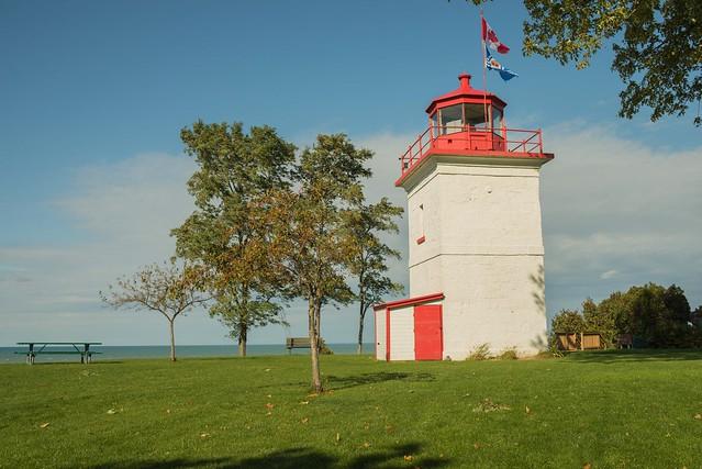Goderich,Lake Huron,Ontario