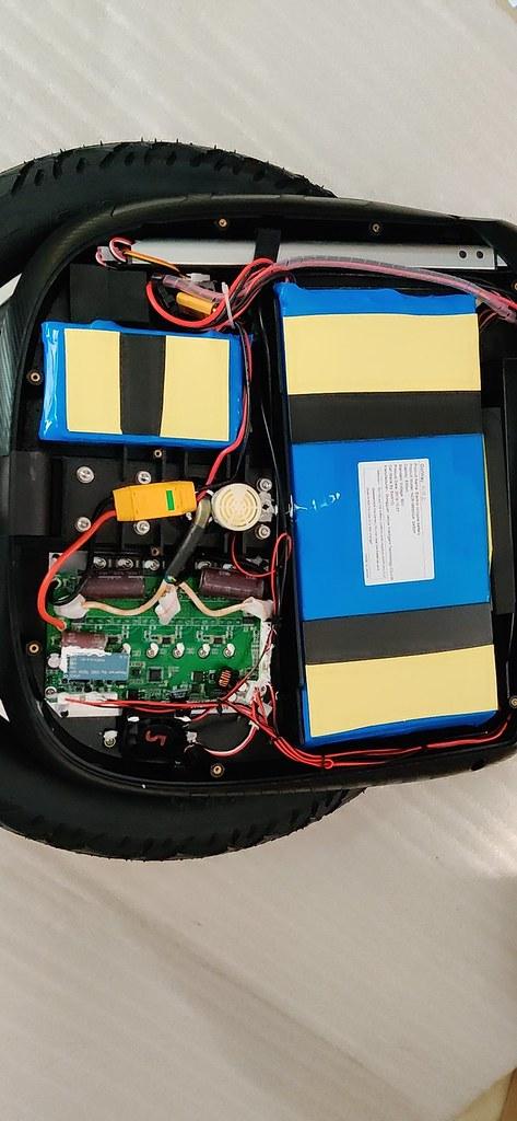 100-volt 1860wh MSX