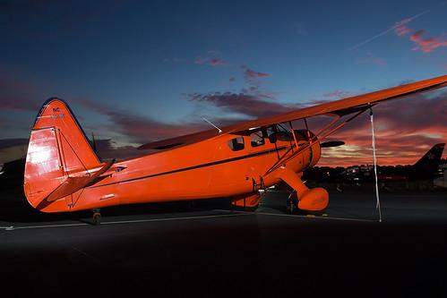 Howard Aircraft DGA-15P NC1336M