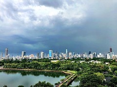 Listen, #rainyseason, we need to talk. It's not me. It's you. It is t i m e for you to GO :umbrella:️ #bangkok