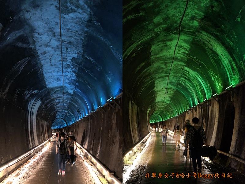 苗栗鐵道自行車48功維敘隧道