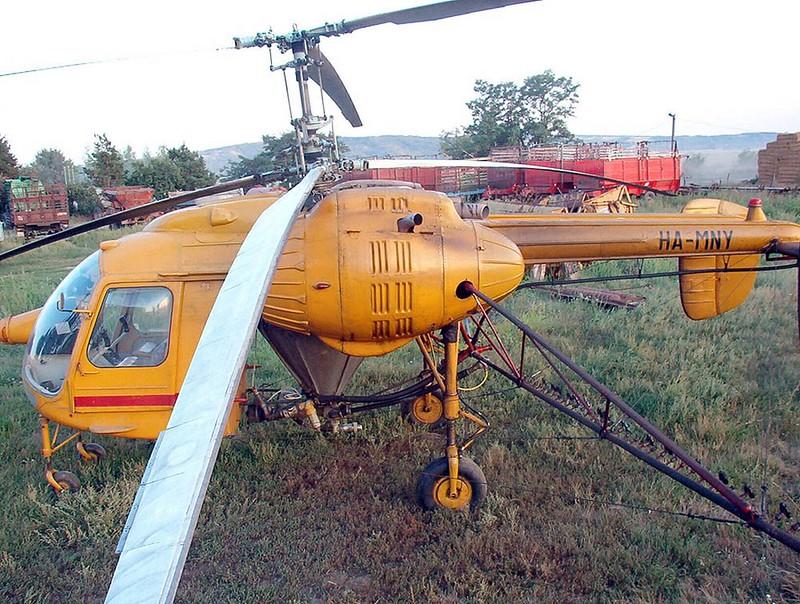 Helikopterid Ka 26 Hoodloom 4