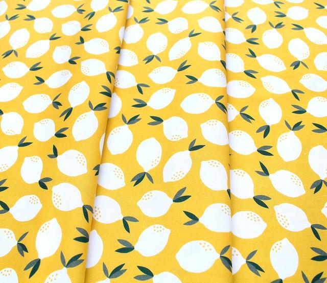 Paintbrush Studio Fabrics Fruity 120-19861 Yellow Lemons
