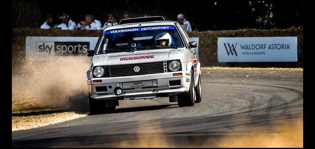 Volkswagen Golf Bimotor Pikes Peak (1987)
