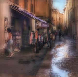 Streets of Aix-en-Provence_5