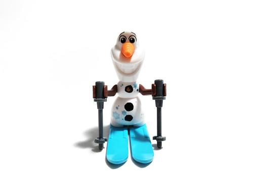 LEGO Disney Frozen 2 Olaf's Traveling Sleigh (40361)