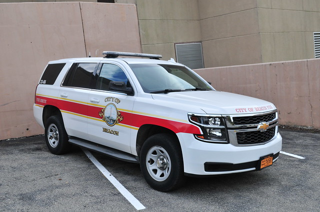 City of Beacon Fire Department Chief 33-1