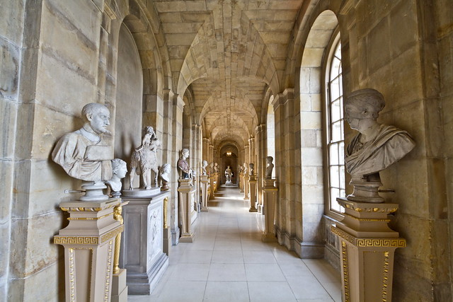 Castle Howard Antique Passage