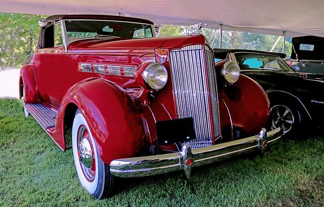1937 Packard Convertible