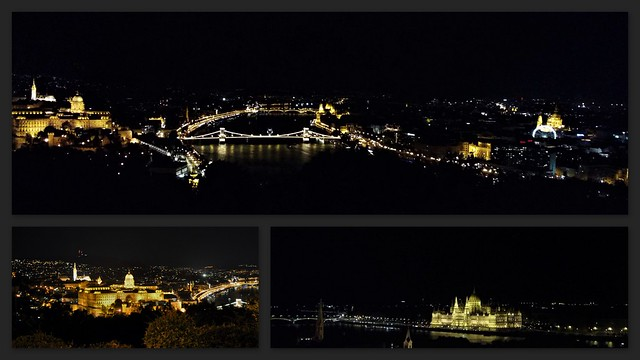 Boedapest by night ( Bad photos)