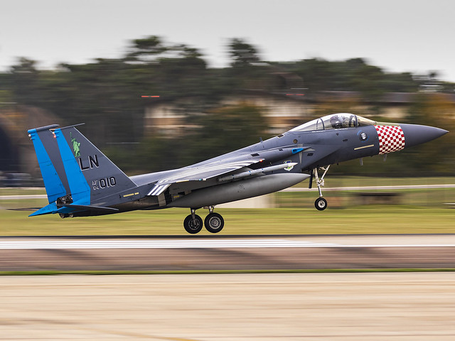 United States Air Force | McDonnell Douglas F-15C Eagle | 84-0010
