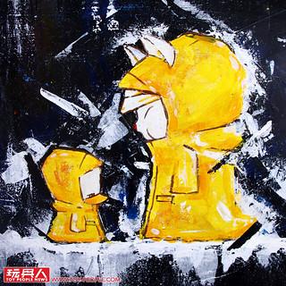 務必親自到場感受的手作溫度! 玩具探險隊:台灣設計師 SHON SIDE 個展【群星之間】Among the Stars at The little hut 現場報導