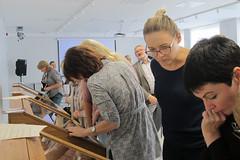 Pen, 09/13/2019 - 00:50 - Fotografijos: Snieguolė Misiūnienė. © Vilniaus universiteto biblioteka, 2019