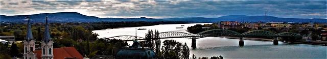 Mária Valéria Bridge ESTERGOM  -  STUROVO