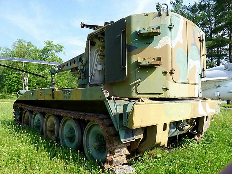 M578 Armored Recovery Vehicle 3