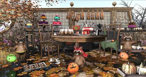 Look 1046 - Halloween Party !