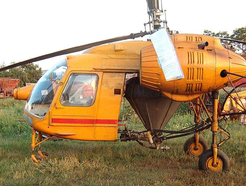 Helikopterid Ka 26 Hoodloom 2