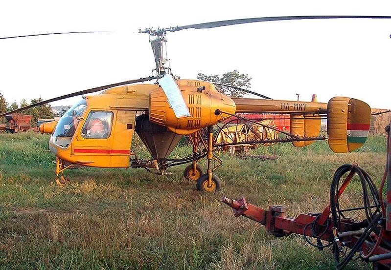 Helikopterid Ka 26 Hoodloom 1