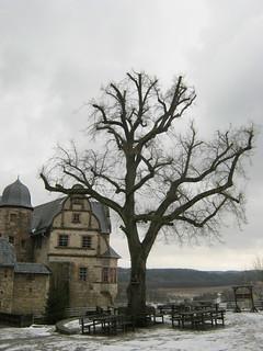 Kranichfeld: Oberschloss