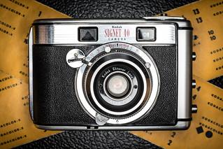 Kodak Signet 40 Camera