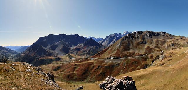 France - Alpes - col du Lautaret