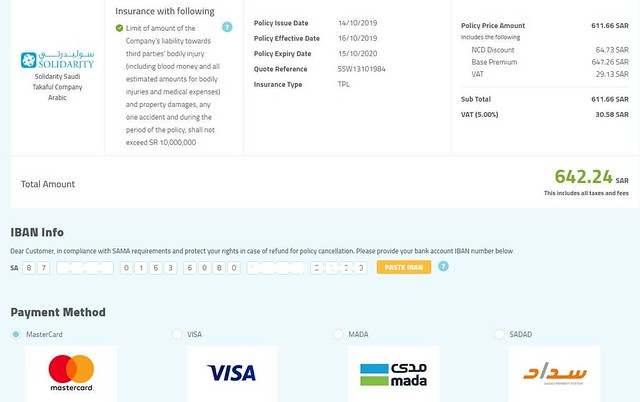 174 How to get cheap car insurance in Saudi Arabia 065