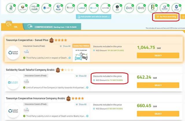 174 How to get cheap car insurance in Saudi Arabia 04